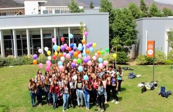 Alumnos de primer año participaron en Semana Puente