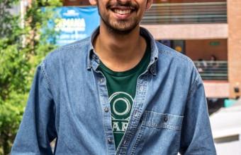 Nicolás Perry: estudiante de Medicina que expuso en Congreso Internacional