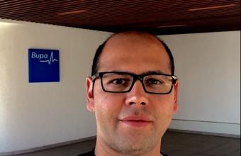 """Francisco Jorquera: """"Nunca dejes de crecer"""""""