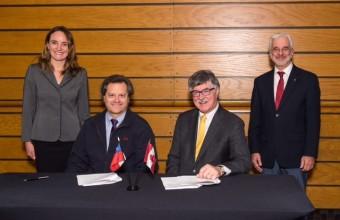 Facultad de Medicina firmó acuerdo con Royal College