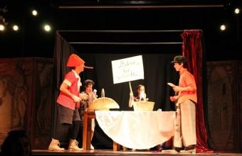 """Centro de Humanidades presenta obra de teatro """"Pinocchio"""""""