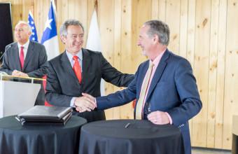 PMI UDD finaliza con acuerdo de colaboración con UC Davis Chile