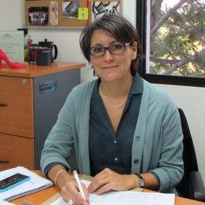 Ximena Aguilera.
