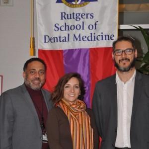 UDD firma acuerdo con Rutgers University