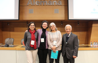 Exitoso XII Seminario Internacional de Bioética