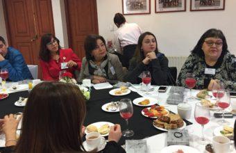Destacados profesionales contribuyen a la elaboración del perfil de egreso de Obstetricia UDD