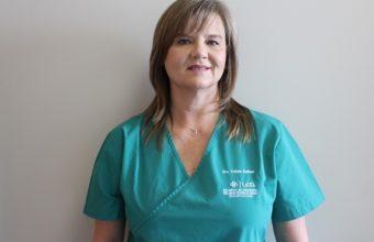 Yelena Salinas odontóloga de vanguardia