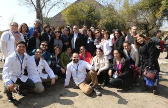 La Granja contará con un centro médico gratuito con especialistas de la Facultad de Medicina