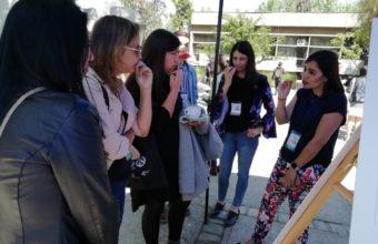 Programa de Apoyo Estudiantil (PAE) UDD participó en Congreso OAES 2018