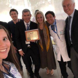 HPH entrega reconocimiento al Equipo de Rehabilitación Cardiovascular