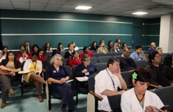 """Conversatorio """"Sistemas de Salud Pública en Chile: desafíos y oportunidades"""