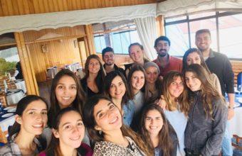 Estudiantes de la Facultad de Medicina realizan prácticas de verano en Chiloé