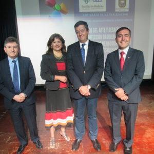 Expertos nacionales e internacionales analizan protección radiológica en Chile