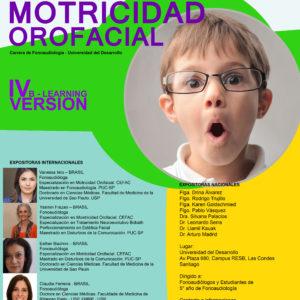 Diplomado en Motricidad Orofacial - IV
