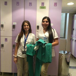 Estudiantes de Fonoaudiología participan en Cirugía Cerebral