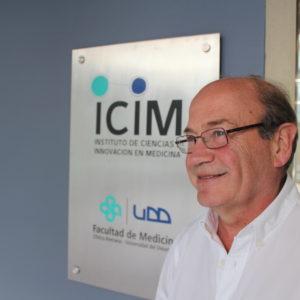 """Dr. Pablo Vial: """"Estamos haciendo buena ciencia y en sintonía con las necesidades del país"""""""