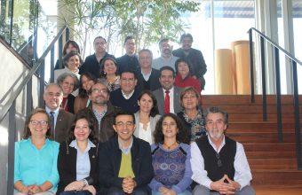 UDD es sede de reunión Red Chilena Instituciones Formadoras en Salud pública