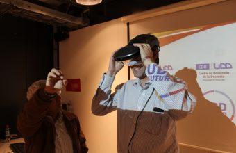 Carrera de Enfermería presenta proyecto tecnológico de simulación virtual
