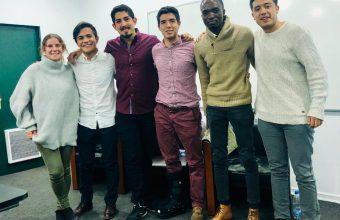 Estudiantes de medicina UDD organizan conversatorio sobre migración