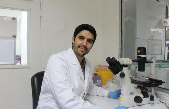 Alumno de doctorado identifica modelos celulares para testear herramientas terapéuticas en forma rápida