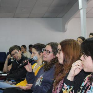 """Semana de reflexión y """"reconstrucción creativa"""" en Facultad de Medicina y Hospital Padre Hurtado"""