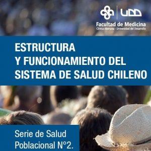 CEPS UDD presenta libro sobre estructura, organización y funcionamiento del sistema de salud chileno