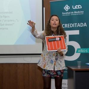 Más de 700 estudiantes asistieron a jornada vocacional en Clínica UDD