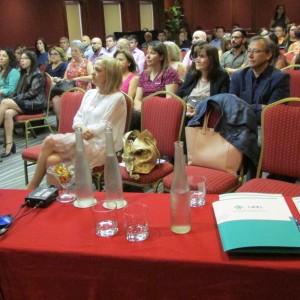 Exitoso claustro de las Carreras de la Salud y Odontología