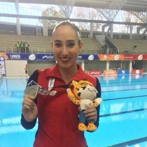 Alumna UDD obtuvo medalla de plata en Juegos Sudamericanos