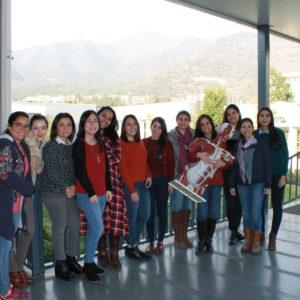 Dra. Claudia Ferreira realiza clase para Diplomado en Motricidad Orofacial