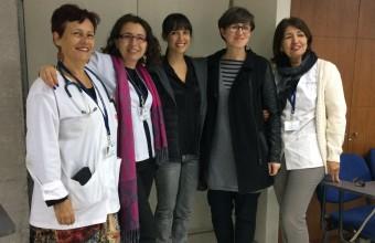 Exitosa jornada sobre migrantes y salud en el Hospital Padre Hurtado