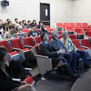 Lanzamiento programa interdisciplinario K+P