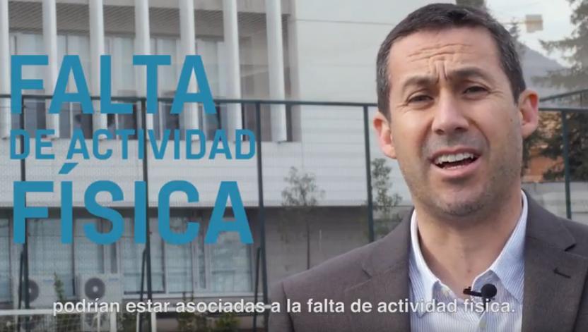 VIDEO: Importancia de la actividad física