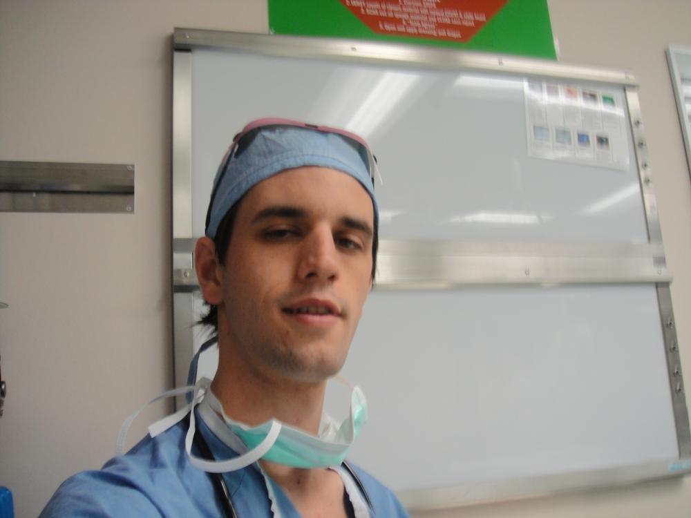 Juan Francisco Allamand y su experiencia en Mayo Clinic