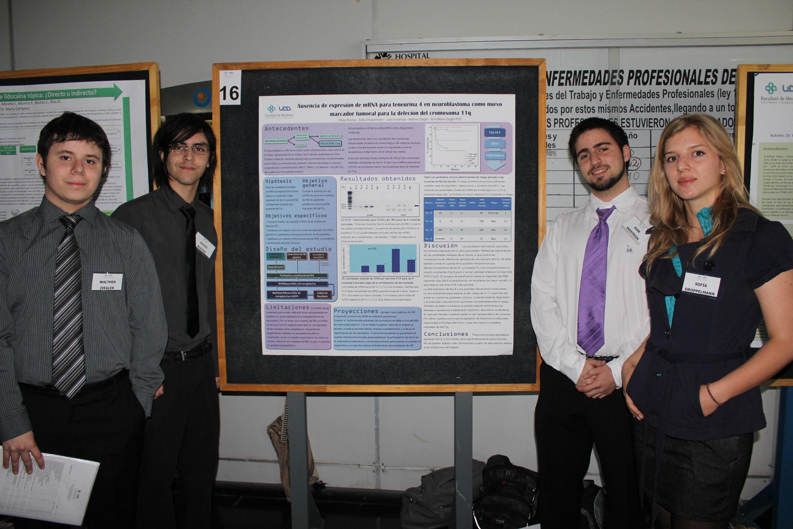 Udd: IV Jornada Científica De Estudiantes De Medicina