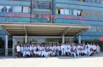 Medicina UDD recibió a sus estudiantes de primer año