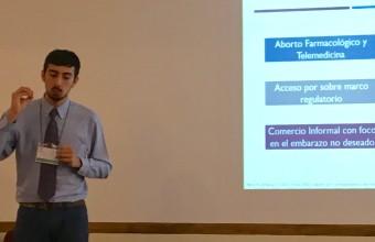 Estudiante de Medicina UDD expuso en Congreso Internacional de Bioética