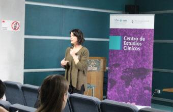Alumnos de Medicina participan de primer seminario de estudios clínicos