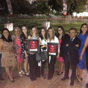 Olimpiadas Especiales entregó reconocimiento a Directora de Nutrición y Dietética UDD