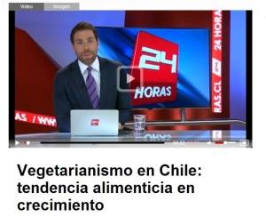 Veganos y Vegetarianos en Chile - TVN