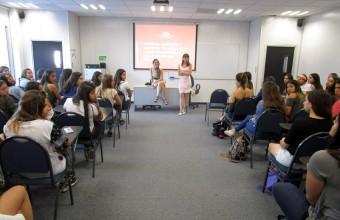 Nutrición y Dietética UDD concluyó Programa Puente