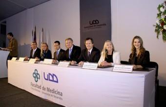 UDD titula a nuevos kinesiólogos, fonoaudiólogos y nutricionistas