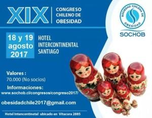 Congreso Chileno de Obesidad