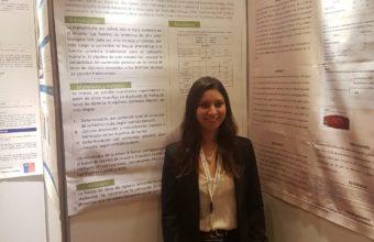 Alumnos de la carrera participan en XXII Congreso de Nutrición de la Sociedad Chilena de Nutrición