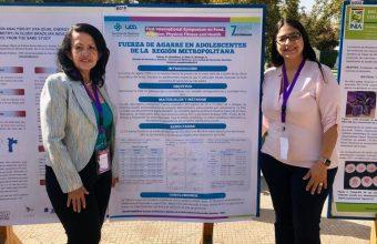 Nutrición y Dietética UDD presenta estudio de Valores de referencia de fuerza de agarre en la población chilena en el INTA