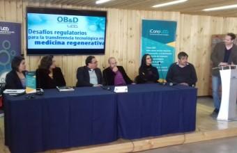 Seminario sobre desafíos regulatorios en Medicina Regenerativa