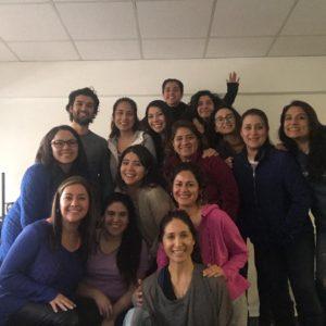 """Obstetricia UDD realiza curso de """"Intervenciones de matronería para mujeres desde la perspectiva de piso pélvico"""""""
