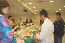 Odontología realizó primera jornada de admisión