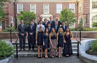 Odontología UDD y la Universidad de Harvard imparten curso en Boston