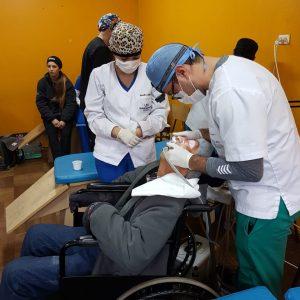 Más de 1600 atenciones en voluntariado Sonríe UDD en Lautaro